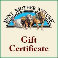 Rent Mother Nature Gift Certificate